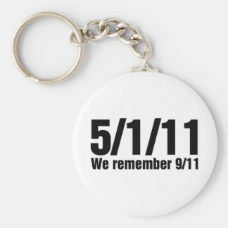 We Remember 9/11 Key Chains