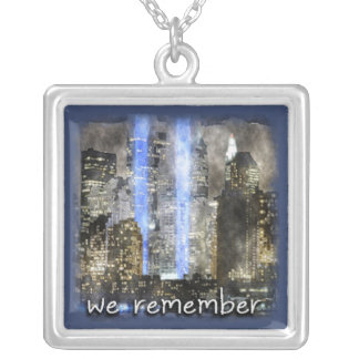 WE REMEMBER Necklace