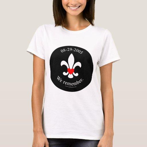 We remember T-Shirt