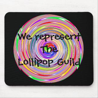 We represent the Lollipop Guild Mousepad