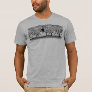 We Rogues of Wool T Shirt