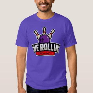 We Rollin' - Scott Marshall T Shirt