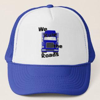 We Rule the Roads Trucker Hat