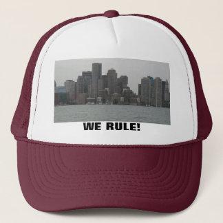 WE RULE! TRUCKER HAT