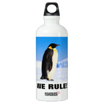 WE RULE! WATER BOTTLE