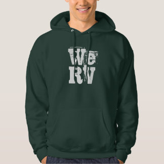 We RV Hooded Pullovers