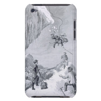 'We Saw a Toe - It Seemed to Belong to Moore - We Case-Mate iPod Touch Case