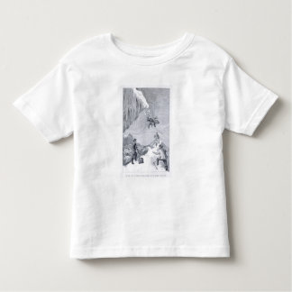 'We Saw a Toe - It Seemed to Belong to Moore - We Tee Shirt