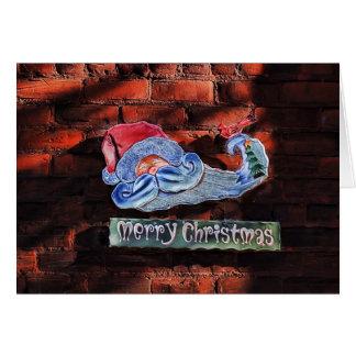 We Say Merry Christmas Card