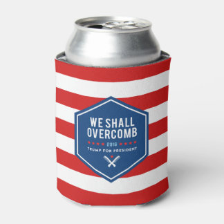 We Shall Overcomb Can Cooler