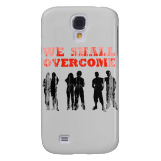 We Shall overcome Faded png Samsung Galaxy S4 Cover