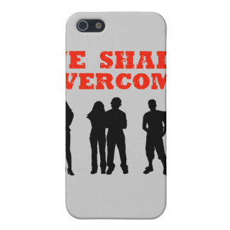 We Shall overcome Cases For iPhone 5