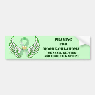 We shall rise again,Oklahoma City_ Bumper Sticker