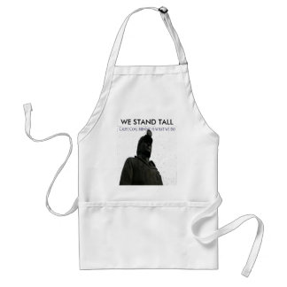 We Stand Tall Adult Apron