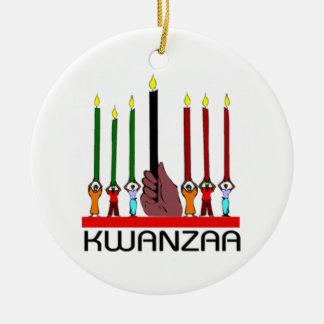We Stand Tall Kwanzaa Holiday Ornament