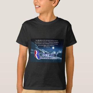 """""""We Still Believe..."""" - Romney 2012 T-Shirt"""