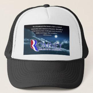 """""""We Still Believe..."""" - Romney 2012 Trucker Hat"""