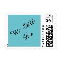We Still Do Postage Stamp