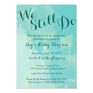 We still do invitations announcements zazzle we still do wedding anniversary invitation stopboris Images