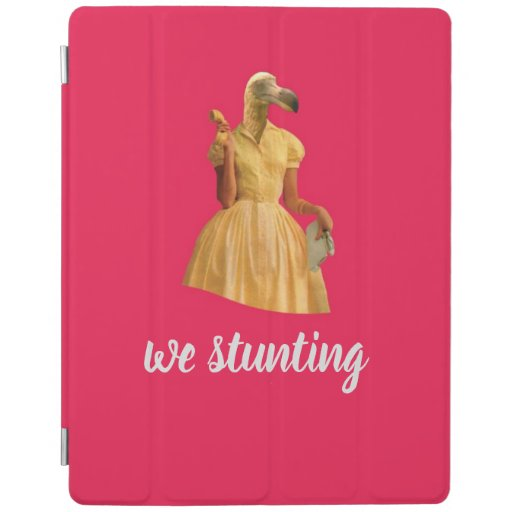 We Stunting iPad Smart Cover