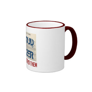 We Surround Them Coffee Mug