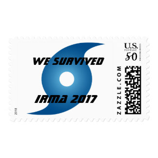 We Survived Irma Postage