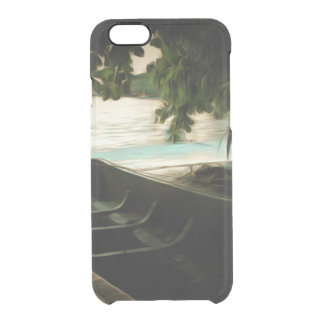 We take this boat clear iPhone 6/6S case