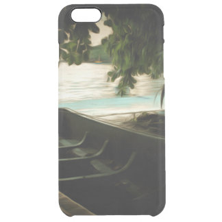 We take this boat clear iPhone 6 plus case