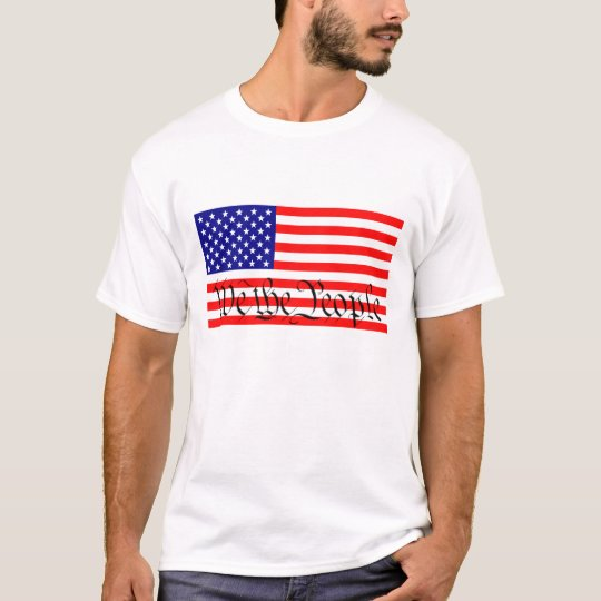 We The People 76 T-Shirt