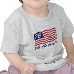 We The People '76 Tee Shirts