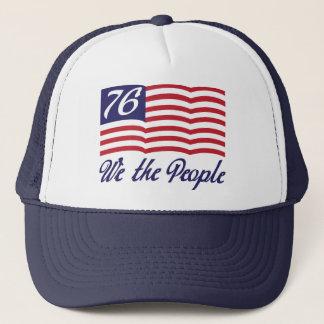 We The People '76 Trucker Hat