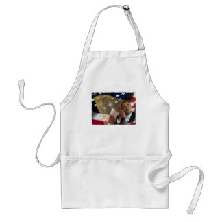 We the People...Barack Obama & the Constitution Adult Apron