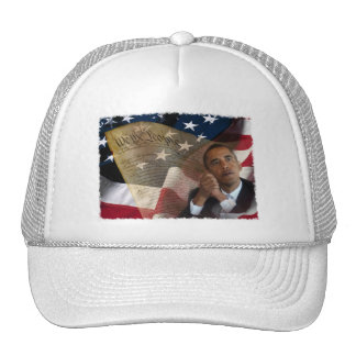 We the People...Barack Obama & the Constitution Trucker Hat