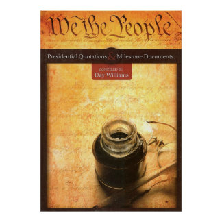 We the People Book Cover Posters
