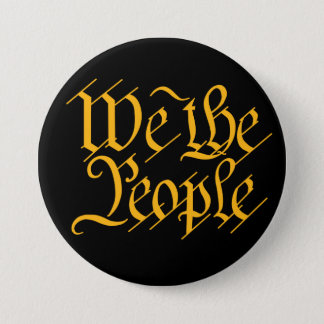 WE THE PEOPLE BUTTON
