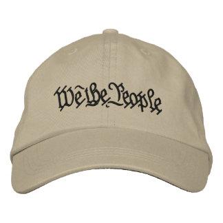 WE THE PEOPLE... CAP