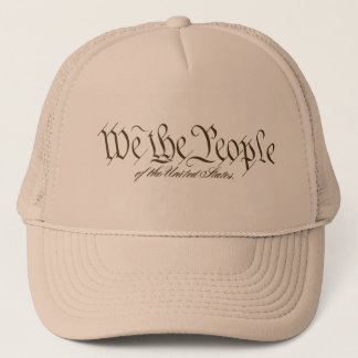 We The People Caps