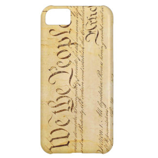 We The People Case For iPhone 5C