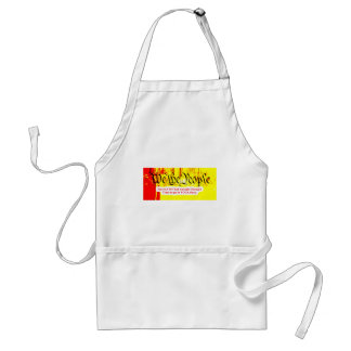 We The People Change YOGA The MUSEUM Zazzle Gifts Adult Apron
