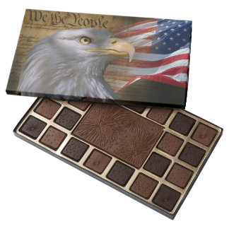 We The People Chocolate Box