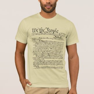 We The People Constitution T-Shirt (Made in USA)