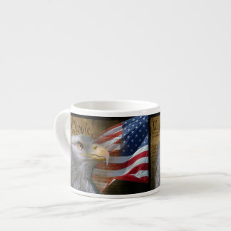 We The People Espresso Cup