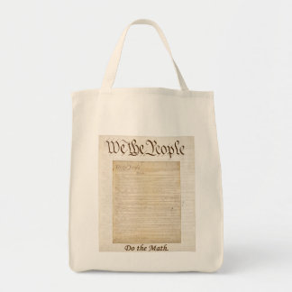 We the People - Grocery Tote #2 Bags