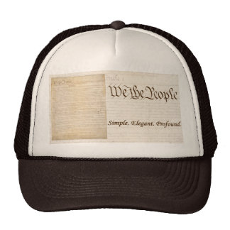 We the People - Hat #1