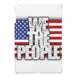 WE THE PEOPLE iPad MINI COVER