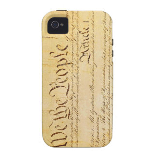 We The People iPhone 4/4S Vibe Case Case-Mate iPhone 4 Covers