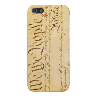We The People iPhone 5 Case