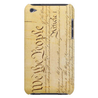 We The People iPod Touch Case