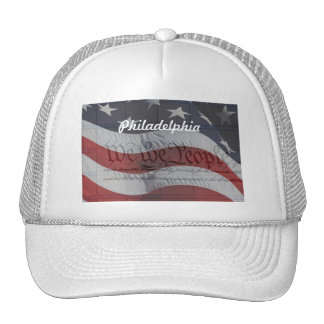 We the People Mesh Hat