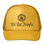 We the People Mesh Hats